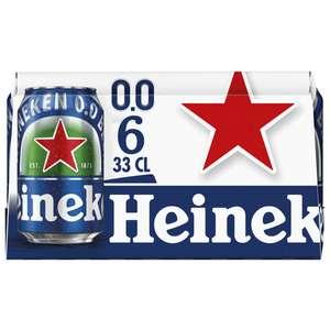 [LOKAAL] Heineken 0.0 @ Albert Heijn