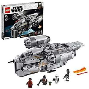 Lego Star Wars 75292 - The Mandalorian - The Razor Crest Bounty Hunter Ship