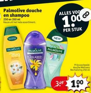 Palmolive Douche en Shampoo voor €1 p.s @ Kruidvat