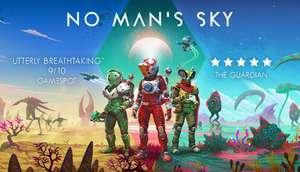 No man's sky (Steam/PC)