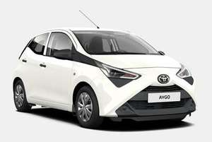 ANWB Private Lease: Toyota Aygo X-fun incl. Airco 199 p.m. 60m/10.000km