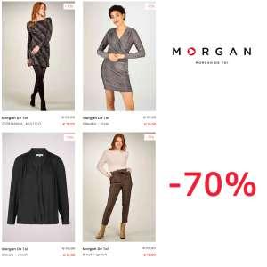 Morgan dameskleding -70%