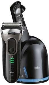 Braun Series 3 ProSkin 3090cc scheerapparaat met Reinigingsstation @ iBOOD
