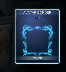 Gratis avatar border bij Rocket League