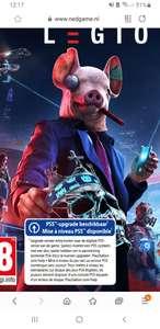 Watch Dogs: Legion PS4 met gratis upgrade naar PS5 versie