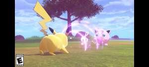 Gratis singing Pikachu! Voor Pokémon Sword/Shield