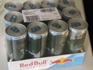 Red Bull zero peer 2,99 Die Grenze