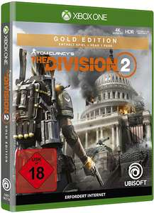 Tom Clancy's: The Division 2 - Gold Edition (Xbox One)