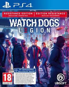 Watch Dogs Legion - Resistance edition
