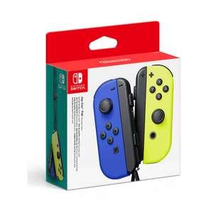 Nintendo Switch Joy Con Blauw/Geel