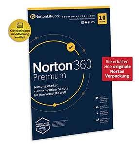 Norton 360 Premium 2021 (10 apparaten, 1 jaar)