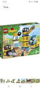 Lego duplo sloopkogel
