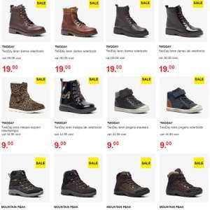 Leren schoenen: 120+ modellen van €9 - €19 [dames /heren/ kids]