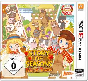 Story of Seasons: Trio of Towns Nintendo 3DS (Duits doosje)
