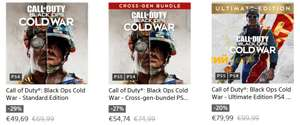 Call of Duty: Black Ops Cold War - Korting in de PlayStation Store