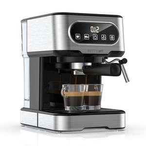 BlitzWolf Espresso Machine 20 bar met melkopschuimer