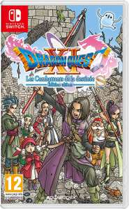 Dragon Quest XI S: Echoes of an Elusive Age - Definitive Edition (Franse versie)