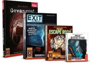 Escape room-pakket actie: 33% korting