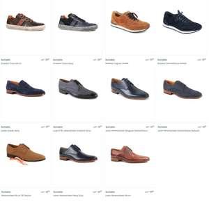 Leren herenschoenen & -sneakers -70% - vanaf €29,95