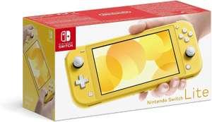 Nintendo Switch Lite Geel (183,02 incl btw)