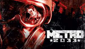 Steam: Metro 2033 gratis