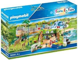 PLAYMOBIL Family Fun Dierenpark - 70341 [Laagste prijs ooit] @ Amazon NL & Bol.com