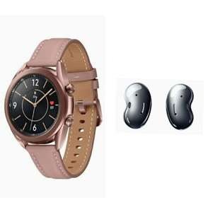 Samsung Galaxy Watch 3 (41mm) + Galaxy buds live
