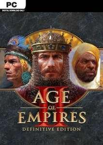 Age of Empires 2: Definitive Edition (PC) voor €4,60 @ Eneba