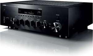 Yamaha R-N803D 100W 2.0kanalen Stereo Zwart AV receiver