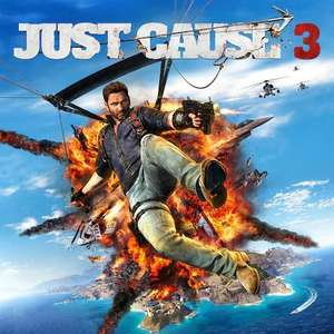 Just Cause 3 PS4 voor €2,99 (XXL Edition - €4,49) @ PSN