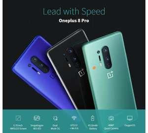 Oneplus 8 Pro 5G Global ROM 12/256GB
