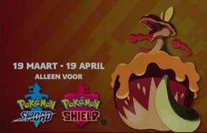 Pokemon Sword & Shield - Encounter een Gigantamax Appletun of Flapple
