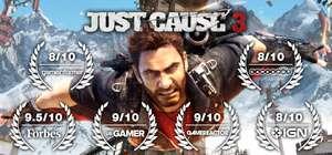 Just Cause 3 (en andere delen) @ Steam Weekenddeals