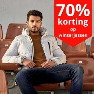 Heren jassen -70% [o.a. Hilfiger - Scotch & Soda - Superdry - Reset] @ nieuwnieuw