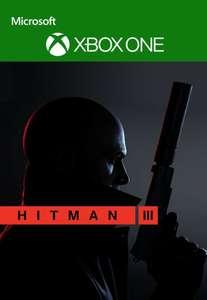 Hitman 3 Xbox Live Key voor €26,06 / Deluxe voor €37,99 @ Eneba
