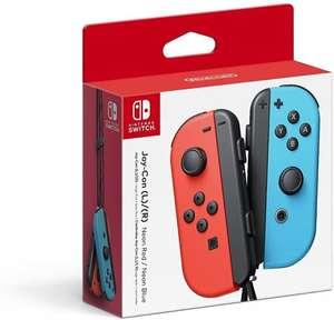 Nintendo Switch Joy-Con Neon Rood/ Neon Blauw