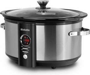 Brabantia BBEK1083 - Slow Cooker - 6.5 Liter - 320 Watt