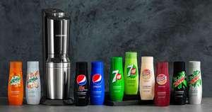 PepsiCo SodaStream-siropen aanbieding (Pepsi, 7Up etc.)