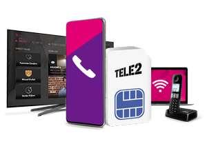 Nieuw: Tele2 Klantenvoordeel, €5 korting op T-Mobile Thuis en tot 5GB extra data