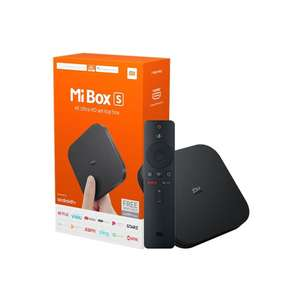 [Aliexpress] Xiaomi Mi Box S | Android 9.0 TV box - Global