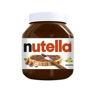 1000g Nutella Hazelnootpasta family pot €4 @ Die Grenze