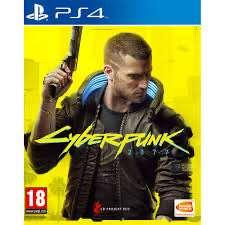 Cyberpunk 2077 (PS4) (wearhouse)