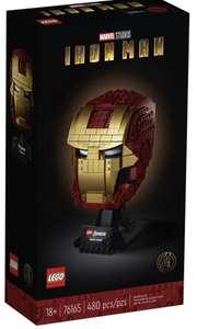LEGO Marvel Avengers Iron Man helm - 76165