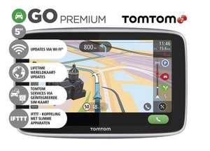 TomTom Go Premium 5 Wereld, lifetime wereldkaart updates (ook flitsers)