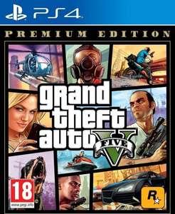 GTA V premium edition PS4 & Xbox (flitsdeal)