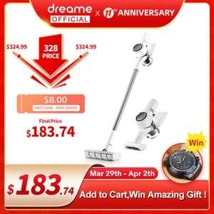 Dreame V10 -nu iets duurder maar nog beschikbaar-