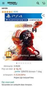 PlayStation 4 Squadrons (PSVR)