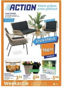 Action luxe tuinset voor €166