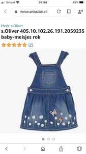 S.Oliver baby jurk denim