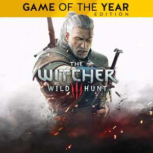 The Witcher 3: Wild Hunt – Game of the Year Edition @ PSN